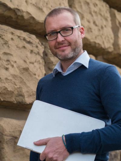 Mirko Hannig von Durchstarten im Internet