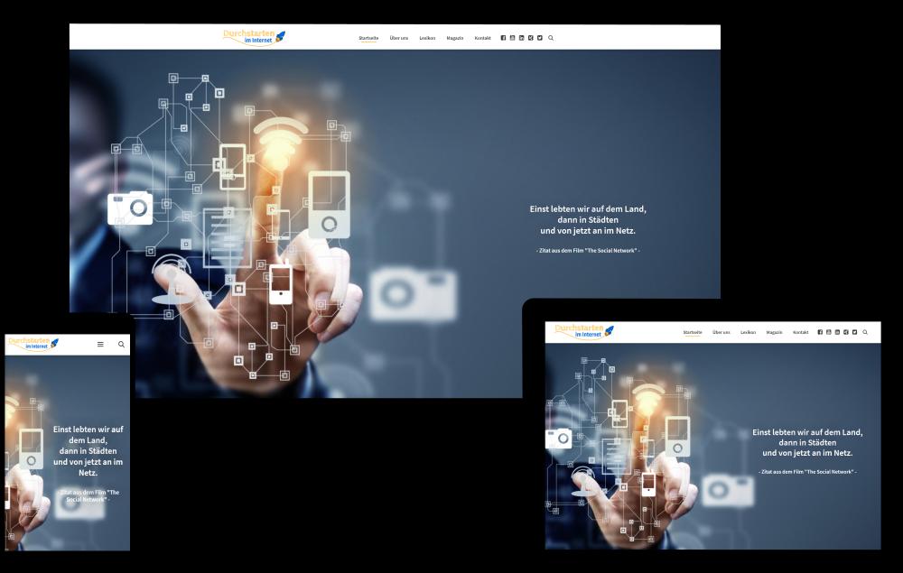 Arten von Websites - Unternehmenswebsite mit Blog.jpg