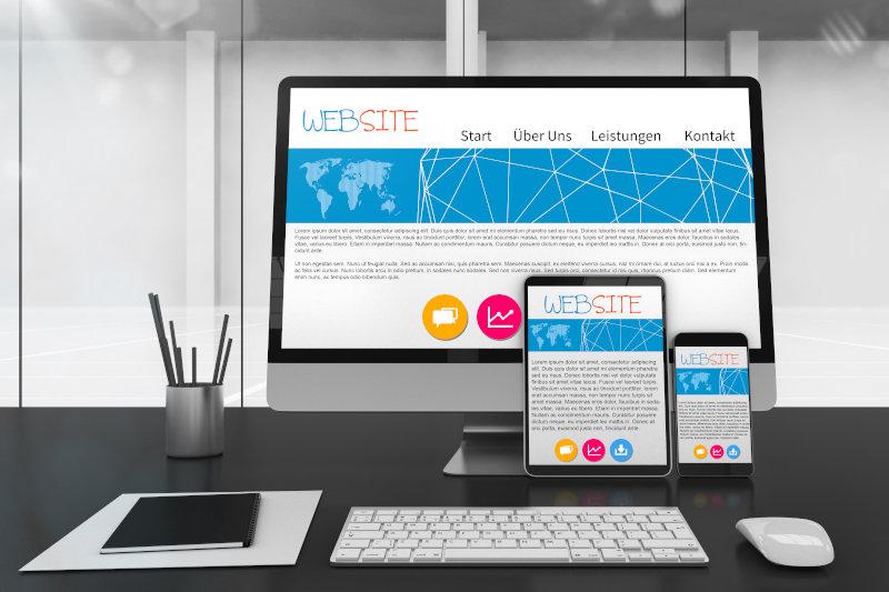 Website-Typen - Welche Arten von Websites eignen sich am besten für Unternehmen