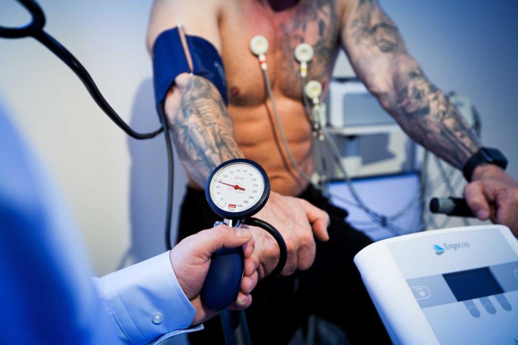 Website für Ärzte - professionelle Fotografie